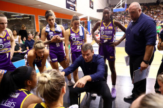 The condensed WNBL season will be shown on Kayo, ABC and Foxtel.