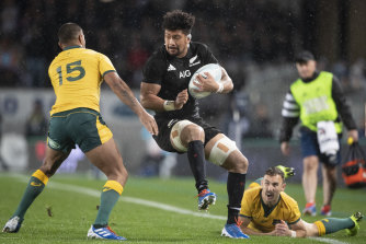 Ardie Savea says he is considering a switch to rugby league and the NRL.