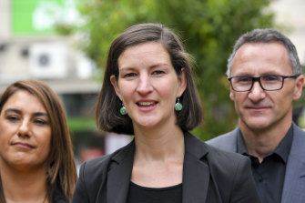 Greens deputy leader Ellen Sandell wants Working for Victoria expanded.
