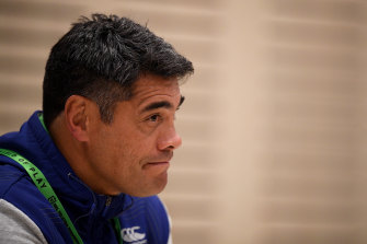 Working again for Brisbane would be a case of deja vu for Stephen Kearney, who was axed recently as Warriors coach.