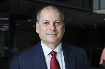 Westpac chief executive Peter King.