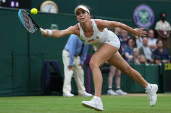Tomljanovic will jump into the top 50 after her Wimbledon performance.