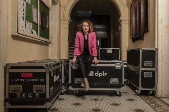 "Sydney Fringe director Kerri Glasscock says the festival's cancellation is ""just devastating""."