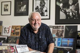 Bluesfest boss Peter Noble.