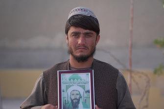Hazratullah Sardar was 14 when his father, Haji Sardar, was killed in their southern Afghanistan village.