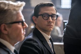 Joseph Gordon-Levitt as Richard Schultz in The Trial of the Chicago 7.