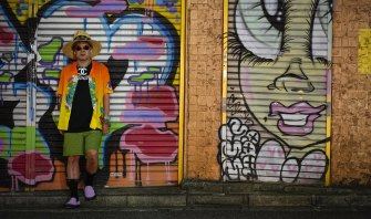 Former professional skateboarder and fashion designer Ken Asahi is keen to see his sport's Olympic debut.