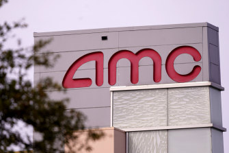 AMC's share price has climbed from just under $US2 to more than $US32 and its market capitalisation has soared from $US700 million before the pandemic erupted last year to $US14.3 billion today.