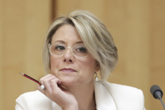 Labor's Kristina Keneally has led the party's Senate attack against the reef grant.