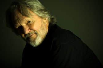Kris Kristofferson's Sunday Morning Coming Down was one of the best performances of the night.
