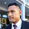 CBD Melbourne: Folau hoping all will be cool