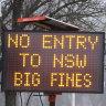 State border closure worth the economic pain