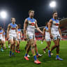 Suns send AFL an SOS for priority pick, cash, retention allowance