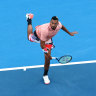 Murray and Djokovic hail Kyrgios serve