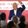 Socialists claim victory in Portuguese election