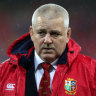 Respect: Gatland says Wallabies have picked 'fully loaded' side