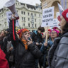 Grannies on the march: Austria's older generation fights the far-right