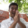 Thailand's Future Forward Party leader Thanathorn Juangroongruangkit.