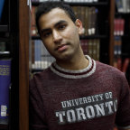 Jaivet Ealom is now a political science student at the University of Toronto with a promising future. Just a few years earlier he was a stateless fugitive.