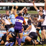 Waratahs desperate to give fans something to cheer against Brumbies