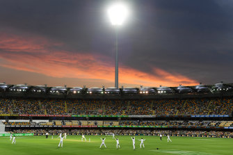 The first match of the Indian series this summer will be played at the Gabba.