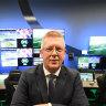 AFL football operations boss Steve Hocking.