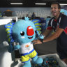 Borobi toys sell for 700 per cent mark-up after Games