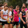 Magpies won't force players to play: Buckley