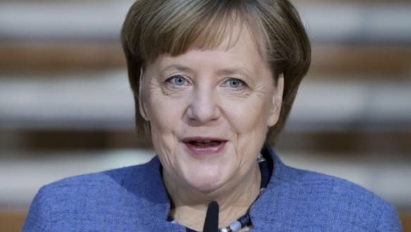 Merkel breaks deadlock in coalition deal