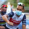 Porte on track as all Tour de France riders test negative to coronavirus