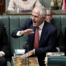 Politics Live: Turnbull puts Australians earning more than $75,000 at heart of next election