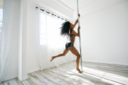 Apart from the impact on your body, pole dancing allows you to de-stress, helps make new friends and is a mental workout.