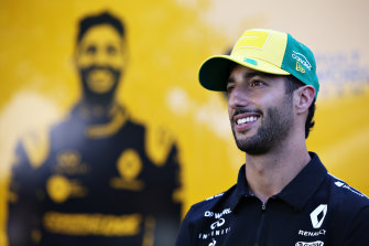 Daniel Ricciardo was again in talks with Ferrari earlier this year before agreeing to join McLaren.