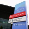Nepean Hospital emergency department reopens after police operation