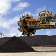 Adani's Abbot Point coal terminal near Bowen on the Queensland coastline would likely need to be expanded to accommodate the company's Carmichael coal mine if it is developed.