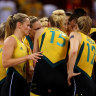 Blast from the past: Bodysuits are back for Australia's Opals