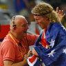 Athletics world farewells Maurie Plant