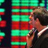 Australian shares faltered more than 1 per cent.