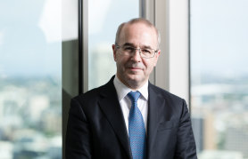 And he's out: Recent scandals had tarnished Kevin Sneader's shine at the helm of the consultancy.