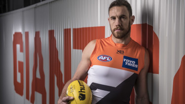 Shane Mumford will have a tough assignment against Brodie Grundy.