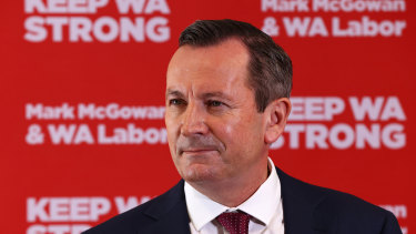 WA premier Mark McGowan will decide on his cabinet this week.
