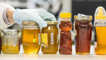 """The New Zealand government is attempting to prevent Australian beekeepers from marketing their products as """"manuka""""."""