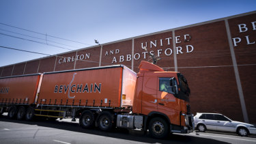Was the sale of Carlton & United Breweries to a foreign-owned company against the national interest?