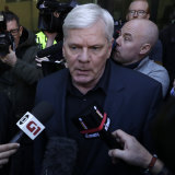 Kristinn Hrafnsson, editor-in-chief of WikiLeaks, in London in April.