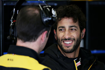 An announcement on Daniel Ricciardo's future is expected on Thursday night.