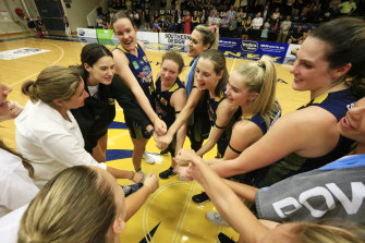 The WNBL start is set to be pushed back, but the league intends to play the full season.