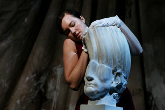 Imogen Sage plays a passionate Claudel.