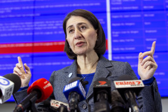 Premier Gladys Berejiklian said the government was willing to make changes to protocol if needed.