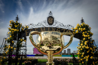 It's still the Melbourne Cup.