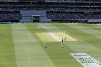 Cricket Australia will need to begin a search for a new Test series naming rights sponsor.